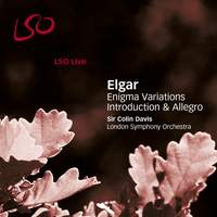 Enigma Variations; Introduction & Allegro for strings