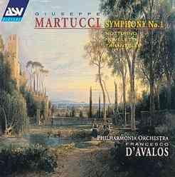 Martucci: Symphony No. 1