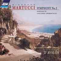 Martucci: Symphony No. 2