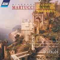 Martucci: Piano Concerto & La Canzone Dei Ricordi