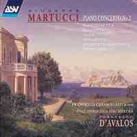 Martucci: Piano Concerto No. 2