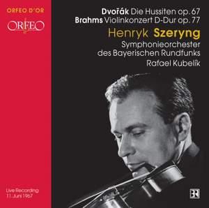 Dvorak: Hussite Overture & Brahms: Violin Concerto