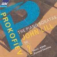 Prokofiev: Piano Sonatas - Volume 2