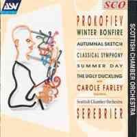 Prokofiev: Winter Bonfire