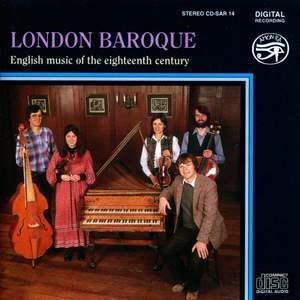 English Music of the 18th Century