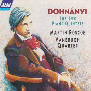 Dohnányi: Piano Quintets