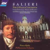 Salieri: The 2 Piano Concertos