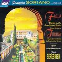 Falla & Turina: Works for Piano and Orchestra