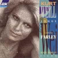 Kurt Weill: Songs