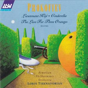 Prokofiev: Three Suites