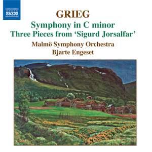 Grieg - Orchestral Music Volume 3