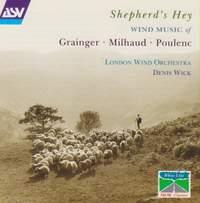 Shepherd's Hey: Wind Music