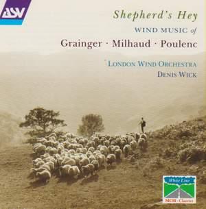 Shepherd's Hey: Wind Music Product Image