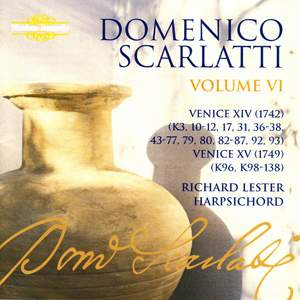 Domenico Scarlatti - The Complete Sonatas Volume 6