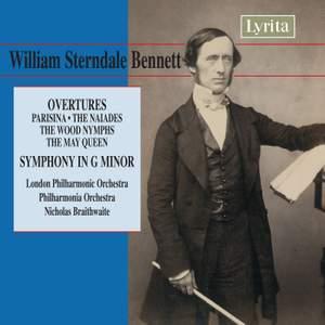 Sterndale Bennett - Overtures