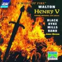 A Muse of Fire: Orchestral music by William Walton