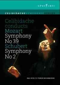 Celibidache conducts Mozart