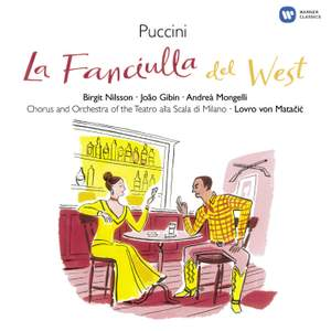 Puccini: La fanciulla del West Product Image