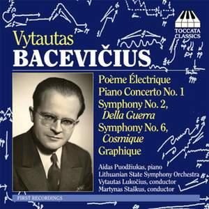 Vytautas Bacevicius: Orchestral Works