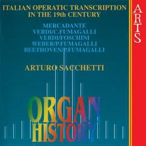 Organ History