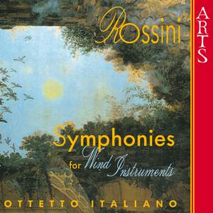 Symphonies for Wind Music Instruments