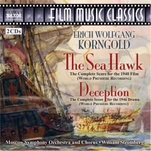 Korngold - The Sea Hawk & Deception Product Image
