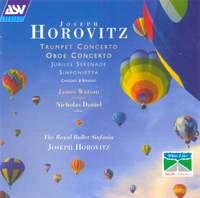 Horovitz: Trumpet and Oboe Concertos