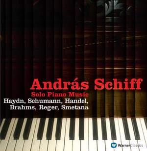 Andras Schiff - Solo Piano Music