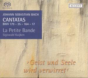 Bach - Cantatas for the Liturgical Year Volume 5