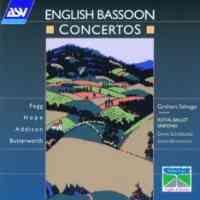 English Bassoon Concertos