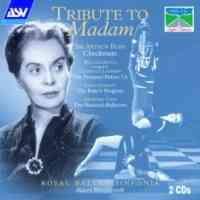 Tribute to Madam!