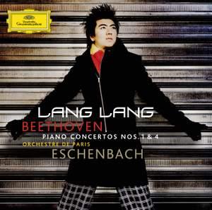Lang Lang - Beethoven Piano Concertos 1 & 4 Product Image