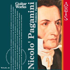 Paganini Guitar Music, Vol. 4