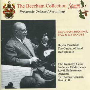 Brahms: Variations on a theme by Haydn for orchestra, Op. 56a 'St Anthony Variations', etc.