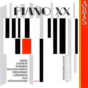 Piano XX - Vol. 1