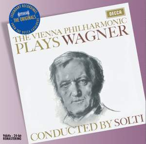Wagner - Overtures Product Image