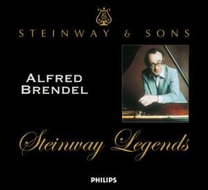 Steinway Legends - Alfred Brendel