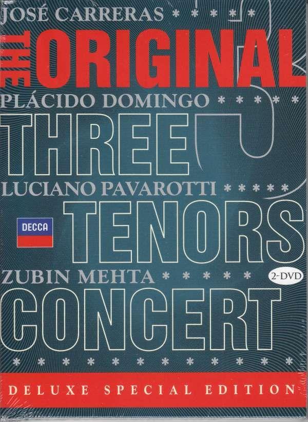 The Original Three Tenors (Deluxe Edition)