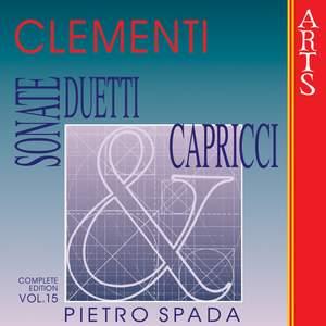 Clementi: Sonate, Duetti & Capricci - Vol. 15