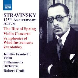 Stravinsky 125th Anniversary Album