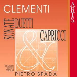 Clementi: Sonate, Duetti & Capricci - Vol. 8