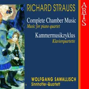 Richard Strauss - Complete Chamber Music Vol. 1