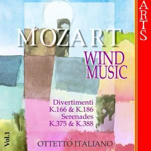 Mozart Wind Music - Vol. 1