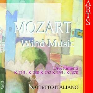 Mozart Wind Music - Vol. 2