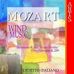 Mozart Wind Music - Vol. 3