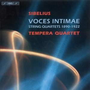 Sibelius: String Quartets