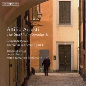 Ariosti - The Stockholm Sonatas II