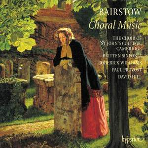 Bairstow - Choral Music Product Image