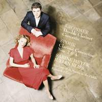 Krommer: Concerto for Two Clarinets in E flat major, Op. 91