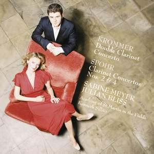 Sphor & Krommer: Clarient Concertos